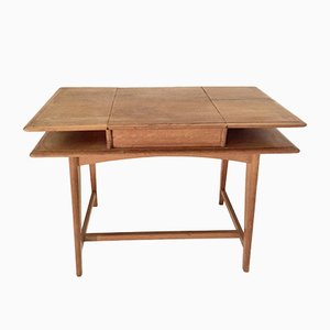 Vintage Dressing Table by Jacques Adnet