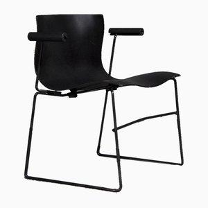 Handkerchief Stühle von Massimo und Lella Vignelli für Knoll International, 1980er, 4er Set