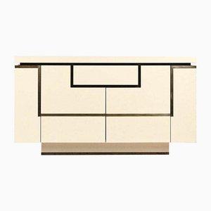 Lackiertes Vintage Sideboard von Jean-Claude Mahey für Roche Bobois, 1970er