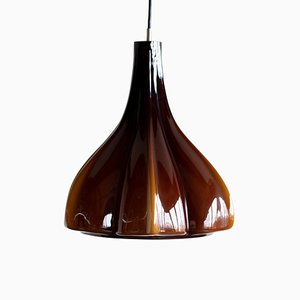 Murano Glass Pendant by Massimo Vignelli for Venini, 1968