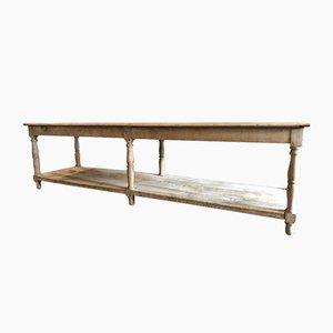 Oak Draper's Table
