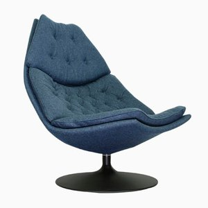 Model F588 Lounge Chair by Geoffrey Harcourt for Artifort, 1970s