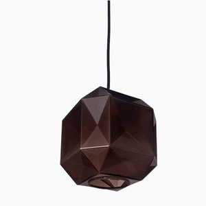 Art Deco Murano Glass Ceiling Lamp from Vetrarti, 2000s