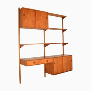 Mid-Century Danish Wall Unit from PS System, 1960s
