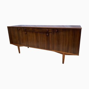 Mid-Century Australian Black Walnut Sideboard by Neil Morris for Morris of Glasgow, 1960s