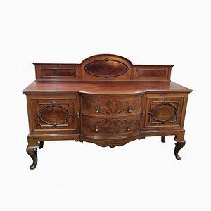 Antikes viktorianisches Sideboard aus Mahagoni von E.Archer & Co