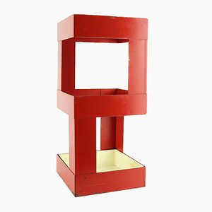 Cubist Umbrella Stand, 1960s