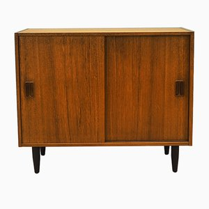 Vintage Danish Teak Cabinet by Thorsø, 1960s