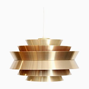 Brass Lamp by Carl Thore for Granhaga, 1960s