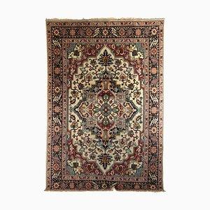 Heriz Teppich aus Baumwolle und Wolle, Rumänien, 1990er
