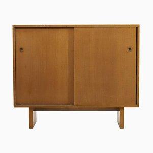 Armario de madera con cajones de James Wylie para Widdicomb Furniture Co., años 50