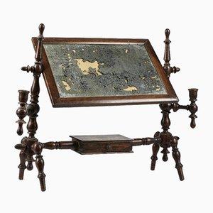 Frisiertisch mit Spiegel, 1800er