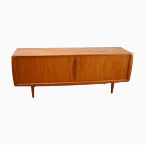 Scandinavian Modern Teak Sideboard, 1960s