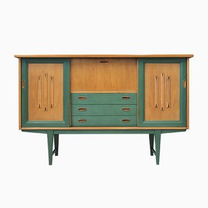 Vintage Danish Oak Sideboard, 1980s
