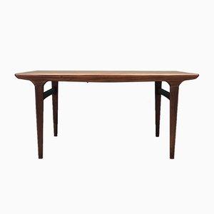 Vintage Teak Dining Table by Johannes Andersen for Uldum Møbelfabrik, 1970s