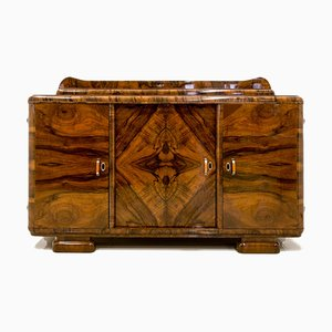 Polish Art Deco Buffet or Credenza