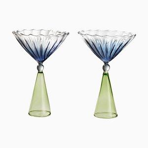 Calypso Martini Set by Serena Confalonieri
