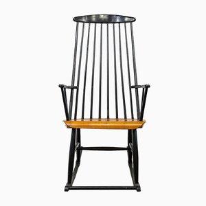 Rocking Chair Fanett par Ilmari Tapiovaara, 1970s