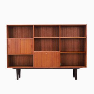 Mid-Century Danish Teak Highboard from P. Westergaard Mobelfabrik, 1960s