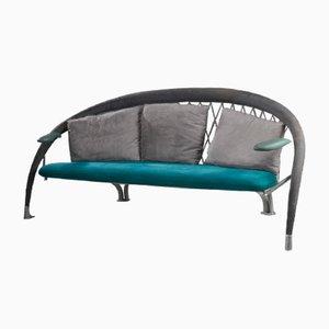 Italienisches 3-Sitzer Sofa von Andrea Branzi für Cassina, 1980er