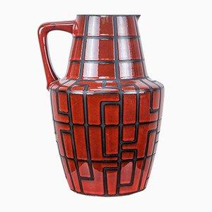 Deutsche Keramikvase von Ilse Stephan für Schlossberg, 1970er