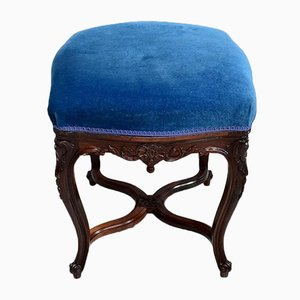 19th Century Louis XV Style Adjustable Piano Stool