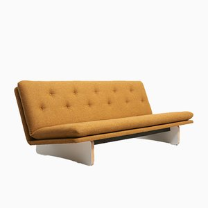 Mid-Century Dutch Model 671 Sofa by Kho Liang Ie for Artifort, 1960s