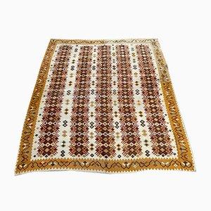 Antiker bessarabischer Kilim Teppich