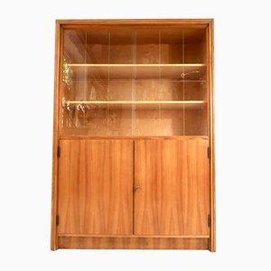 Mid-Century Walnut Cabinet, 1950s