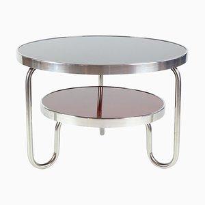 Mesa de centro estilo Bauhaus vintage