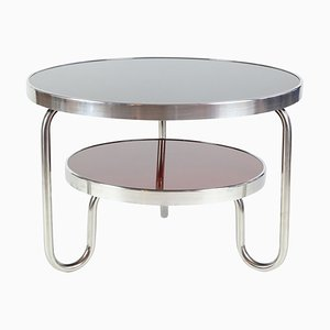 Vintage Bauhaus Style Coffee Table