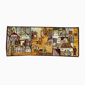 Vintage Polish Tapestry by Piotr Grabowsky, 1970s
