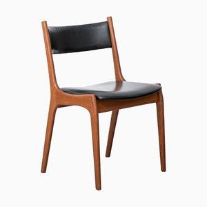 Danish Dining Chairs from Korup Stolefabrik, 1960s, Set of 4