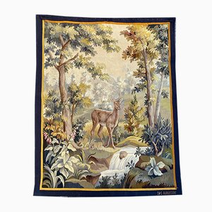 French Aubusson Tapestry, 1920s