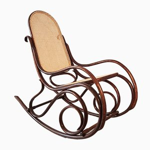 Antique No. 14 Rocking Chair from Thonet