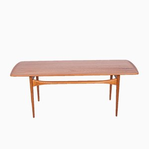 Mid-Century Model FD 503 Coffee Table by Tove Kindt-Larsen for France & Søn / France & Daverkosen, 1960s