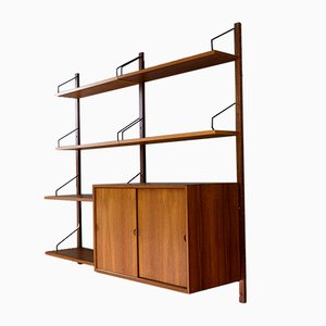 Teak Shelf by Poul Cadovius for Royal System, 1960s