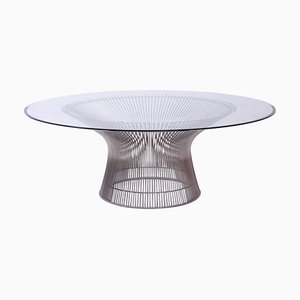 Wire Frame Coffee Table by Warren Platner for Knoll Inc. / Knoll International, 1990s