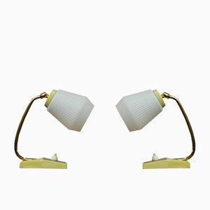 Lampade da tavolo Mid-Century, set di 2