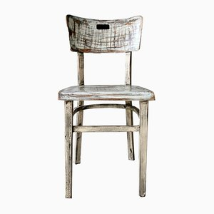 Mid-Century Shabby Chic Side Chair