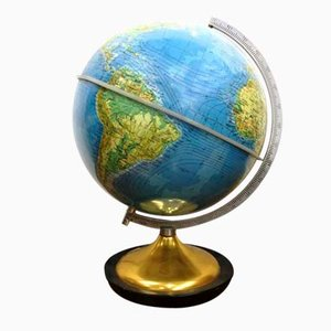 Mid-Century Italian Globe, 1970s