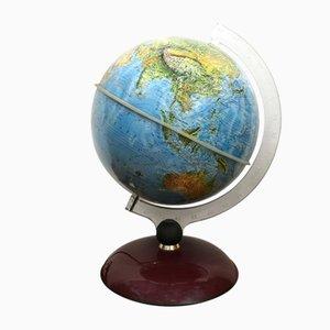 Mid-Century Italian Globe from Rico, 1970s