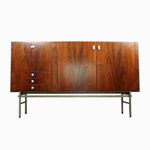 Mid-Century Rosewood Sideboard by Louis van Teeffelen for WéBé, 1960s