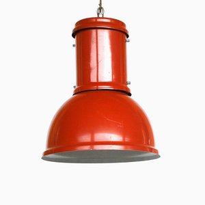 Industrielle Deckenlampe von Fontana Arte, 1960er