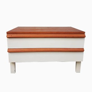 Mid-Century Low Chest of Drawers from Uniflex