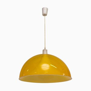 Mid-Century Plastic Ceiling Lamp, 1960s