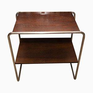 Tavolino Bauhaus di Marcel Breuer, anni '30