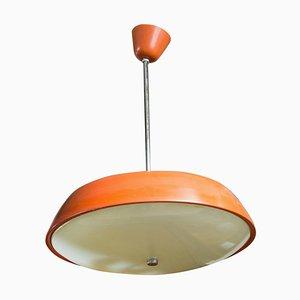 Lampe à Suspension Mid-Century Moderne par Josef Hurka, Tchécoslovaquie, 1960s