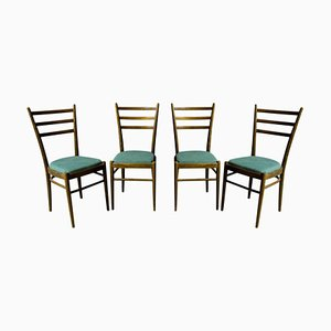 Dining Chairs from Ton, Czechoslovakia, 1960s, Set of 4