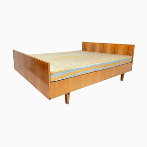 Double Bed from Novy Domov, Czechoslovakia, 1970s